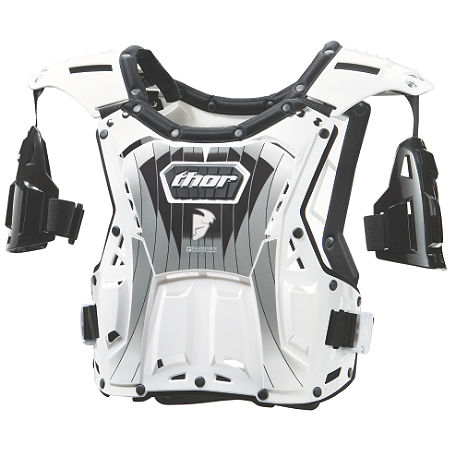2013 Thor Adult Quadrant Chest Protector - Main