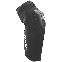 2014 Thor Static Knee Guards - Alpinestars Reflex Knee Guards