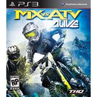 THQ MX VS. ATV ALIVE PS3
