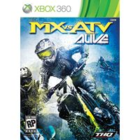THQ MX VS. ATV ALIVE XBOX 360