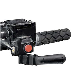 Thumbbuddy Thumb Throttle Extension - 2008 Honda TRX450R (KICK START) Blingstar Notorious P.E.G