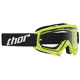 2014 Thor Youth Enemy Goggles - Solids - 2013 Thor Youth Quadrant Helmet - Frequency