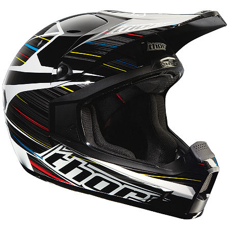 2013 Thor Youth Quadrant Helmet - Frequency - Main