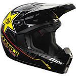2012 Thor Youth Quadrant Helmet - Rockstar - Thor Dirt Bike Riding Gear