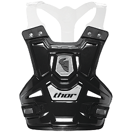 2014 Thor Youth Sentinel Pro Chest Protector - AXO Youth V2 Jr. Roost Guard