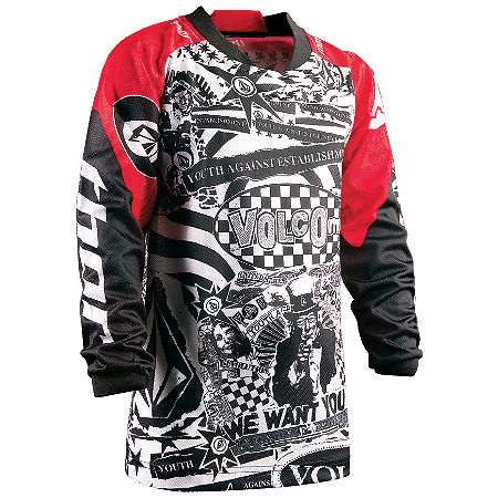 2012 Thor Youth Phase Jersey - Volcom - Main