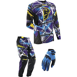 2013 Thor Youth Core Combo - Scorpio - 2013 JT Racing Youth Evolve Lite Combo