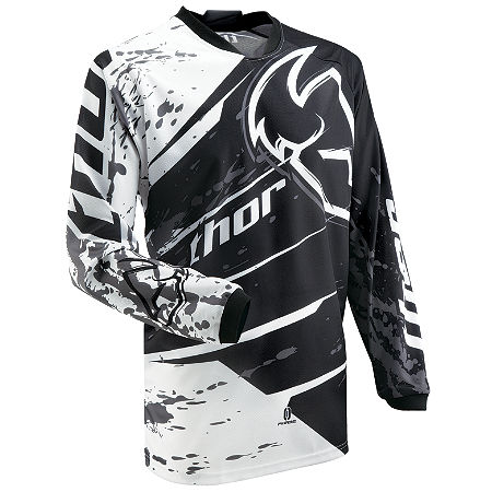 2013 Thor Youth Phase Jersey - Splatter - Main