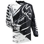 2013 Thor Youth Phase Jersey - Splatter - Discount & Sale Dirt Bike Jerseys