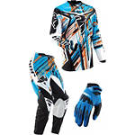 2013 Thor Youth Phase Combo - Stix - Thor Dirt Bike Riding Gear