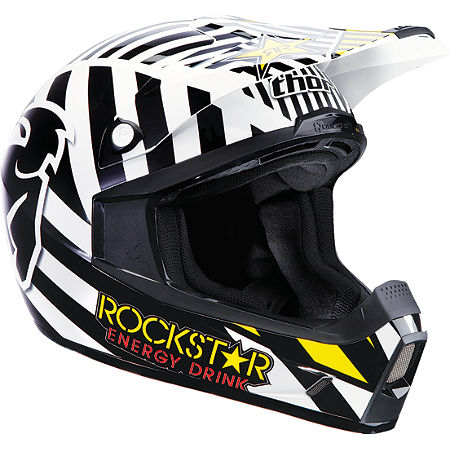 2013 Thor Youth Quadrant Helmet - Rockstar - Main