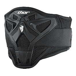 2014 Thor Youth Sector Kidney Belt - 2013 MSR Youth Helix Support Belt