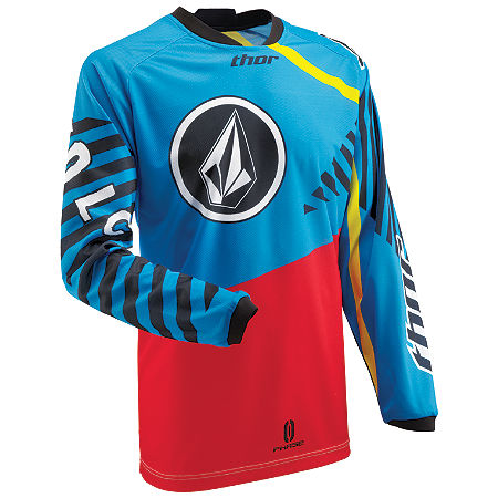 2013 Thor Youth Phase Jersey - Volcom - Main