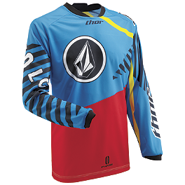 2013 Thor Youth Phase Jersey - Volcom - 2013 Fox HC Jersey - Race Vented