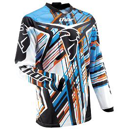 2013 Thor Youth Phase Jersey - Stix - 2013 Troy Lee Designs Youth GP Air Jersey - Mirage