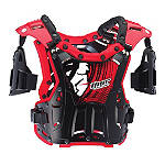 2014 Thor Child's Quadrant Chest Protector - Dirt Bike Chest and Back