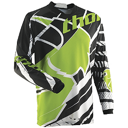 2014 Thor Youth Phase Jersey - Mask - 2014 Thor Youth Void Plus Gloves