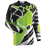 2014 Thor Youth Phase Jersey - Mask - Thor Dirt Bike Riding Gear