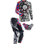 2014 Thor Youth Phase Combo - Volcom Paradox - Dirt Bike Riding Gear