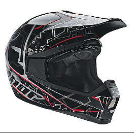 2014 Thor Youth Quadrant Helmet - Fragment - 2014 Thor Youth Quadrant Helmet - Stripe