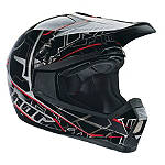 2014 Thor Youth Quadrant Helmet - Fragment - Thor Dirt Bike Off Road Helmets