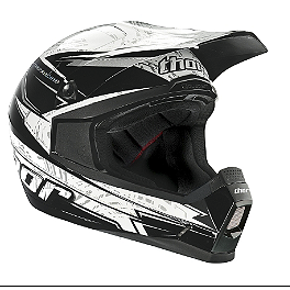 2014 Thor Youth Quadrant Helmet - Stripe - 2014 Thor Quadrant Helmet - Stripe