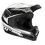 2014 Thor Youth Quadrant Helmet - Stripe - Utility ATV Helmets and Accessories