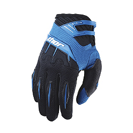 2014 Thor Youth Spectrum Gloves - 2014 Alias Youth A2 Jersey