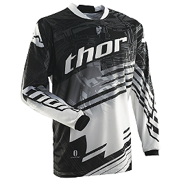 2014 Thor Youth Phase Jersey - Swipe - 2014 Thor Youth Sentinel Chest Protector