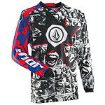 2014 Thor Youth Phase Jersey - Volcom Paradox - Dirt Bike Riding Gear