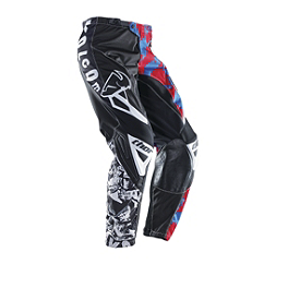 2014 Thor Youth Phase Pants - Volcom Paradox - 2014 Troy Lee Designs Youth GP Air Pants - Cyclops
