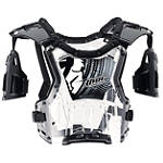 2014 Thor Youth Quadrant Chest Protector - CONTOUR-PROTECTION Dirt Bike neck-braces-and-support
