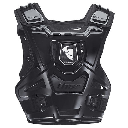 2014 Thor Youth Sentinel Chest Protector - Main