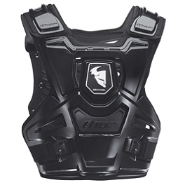 2014 Thor Youth Sentinel Chest Protector - Thor Scattershield ID Panel