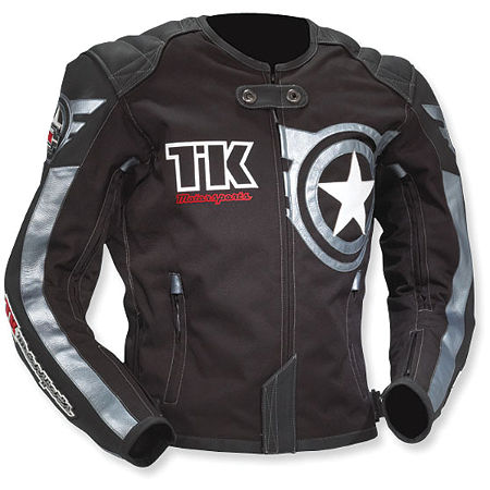 Teknic Rage Textile/Leather Jacket - Main