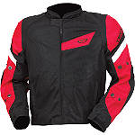 Teknic Aquavent Mesh Jacket - Teknic Motorcycle Jackets and Vests