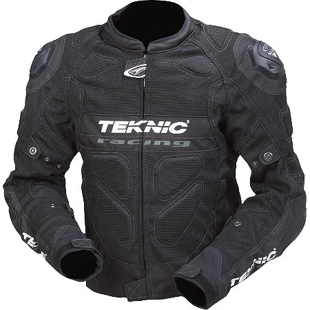 Teknic Supervent Pro Mesh Jacket - Main