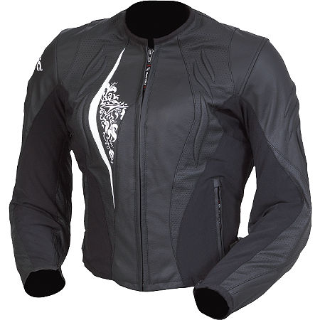 Teknic Women's Venom Leather Jacket - Main