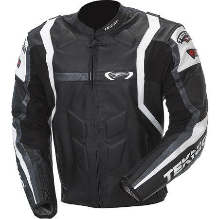 Teknic Apex Leather Jacket - Main