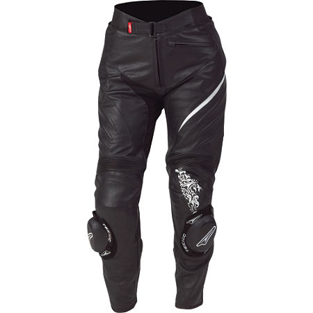 2013 Teknic Women's Venom Leather Pants - Main