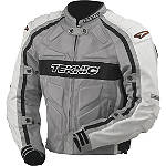 Teknic Supervent Mesh Jacket -  Motorcycle Rainwear and Cold Weather