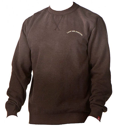 Troy Lee Designs Raceway Crew Fleece Sweatshirt - Main