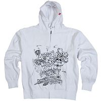 Troy Lee Designs Youth Medusa Fleece Zip Hoody
