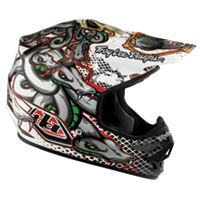 2012 TROY LEE DESIGNS AIR HELMET - MEDUSA