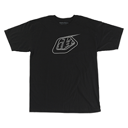 Troy Lee Designs Logo T-Shirt - Icon Abrasion Hat