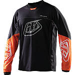 2014 Troy Lee Designs Adventure Jersey - Troy Lee Designs Dirt Bike Riding Gear