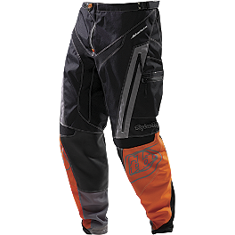 2014 Troy Lee Designs Adventure Pants - 2014 Troy Lee Designs GP Pants - Hot Rod