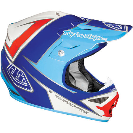 2012 TROY LEE DESIGNS AIR HELMET - STINGER - Main