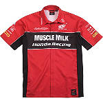 Troy Lee Designs Honda Team Pit Shirt - Clearance -