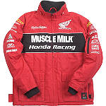 Troy Lee Designs Honda Team Jacket - Clearance - Dirt Bike Casual Clothing & Accessories